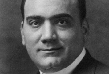 Enrico Caruso: Biografie, interessante Fakten, Fotos