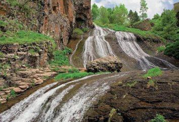 Montagnoso paese Armenia: resort Jermuk e in altre città-resort