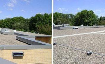 Stopienie pokrycia dachowego – materiałów, sprawdzone