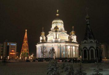 Cattedrale di San Theodore Ushakov (Saransk): Storia e Architettura