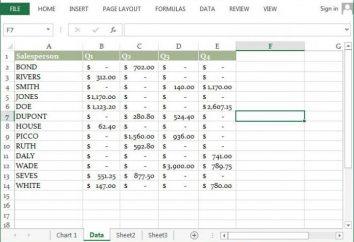 """Jak w """"Excel"""" zastąpić punkt przecinek? Dostosuj Excel"""