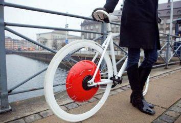 Cómo hacer elektrokoleso bicicleta con sus propias manos?