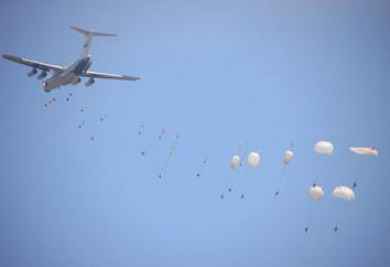 45 Reggimento Airborne. 45 Reggimento Airborne forze speciali. Airborne Troops russi