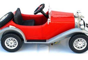 """O carro da bateria para as crianças – um presente de luxo """"o tempo de motorista"""""""