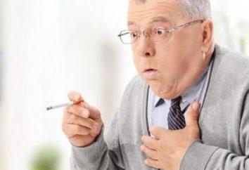 Jak pozbyć się kaszel palacza: leki i środki folk