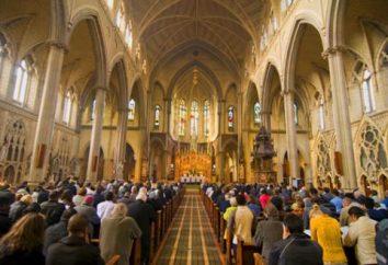 Wer sind die Katholiken. Wie getauft Katholiken. Post Katholiken