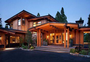 La Casa Alpina: foto di splendidi interni