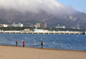Gelendschik, Bewertungen Urlauber 2015: Unterkunft, Wetter, Meer