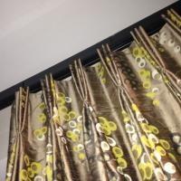 Come cucire nastro Curtain e formando belle pieghe in tende