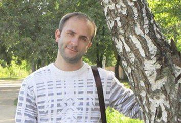 Poeta Aleksiej Gushan: kreatywność