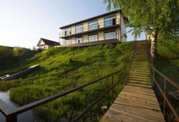 Hôtels (Belozersk): description et photos