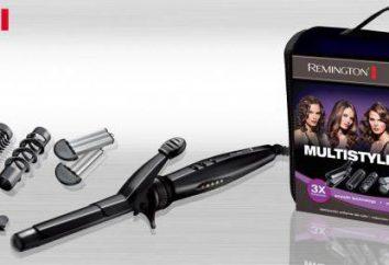 Multistayler Remington S8670: um dispositivo universal para o cabelo