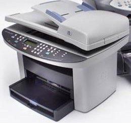 HP apparecchiature per ufficio: stampante a colori laser per stampa di alta qualità