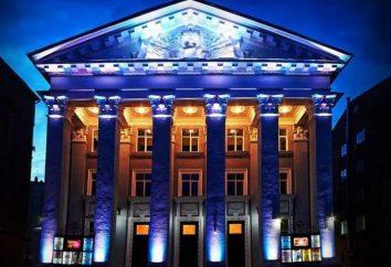 Saratov Filarmónica: un repertorio Filarmónica, artistas, director artístico