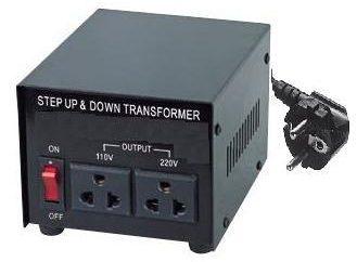 Conversor de voltagem: propósito, descrição