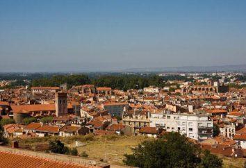 Geschichte und Sehenswürdigkeiten in Perpignan, Frankreich