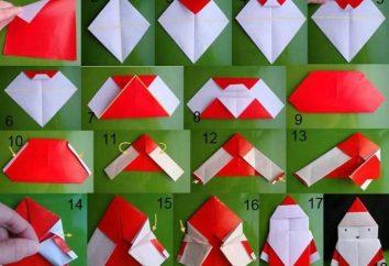 Cómo hacer adornos de papel? Patrones, instrucciones