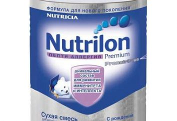 """""""Nutrilon Pepto allergie"""" per i neonati. Recensioni di madri miscela """"Nutrilon Pepto allergie"""""""