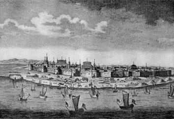 Juntando-se ao Canato de Astracã. Adesão ao Estado Astrakhan russo