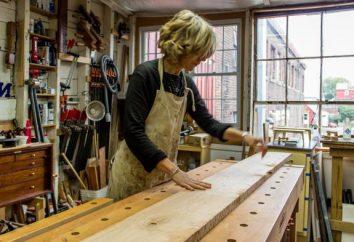 Comment fabriquer des meubles improvisés leurs propres mains?