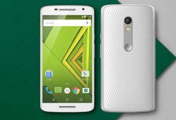Smartfon Motorola Moto X Play: opinie, recenzje, dane techniczne