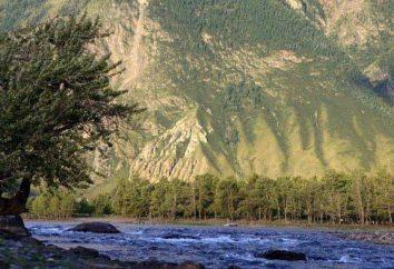 Tchoulychman Valley: où et les principales attractions