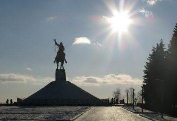 Pomnik Salavat Yulaev i inne zabytki Baszkortostanu