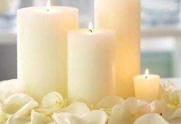 Quando e como usar velas brancas mágicas?