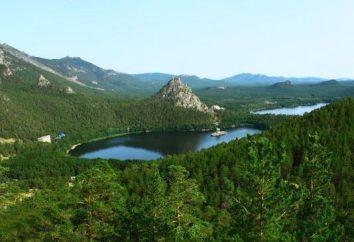 Pérola da Ásia – lago Borovoe, Cazaquistão