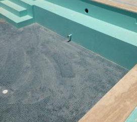 Hydroizolacja basenie z własnymi rękami. Uszczelnianie basenów Płytka