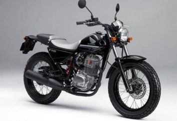 Niezawodny koń pociągowy – motocykl Honda FTR 223