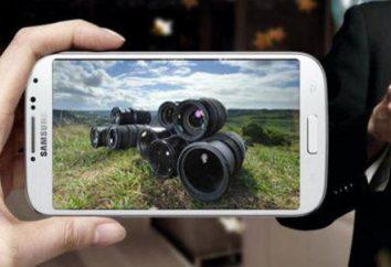 """Samsung Galaxy S4 mini"": comentários. Samsung Galaxy S4 mini-: caracteriza a foto"