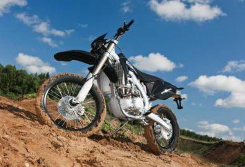 Moto « Furtif 450 » et ses caractéristiques