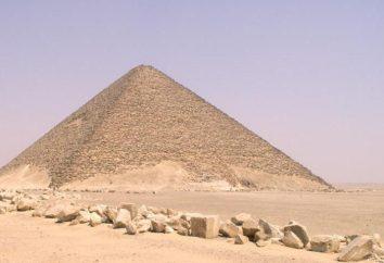 Czerwona Piramida i jej nierozwiązane tajemnice