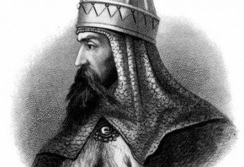 Ivan 3: resultados do Conselho e do património