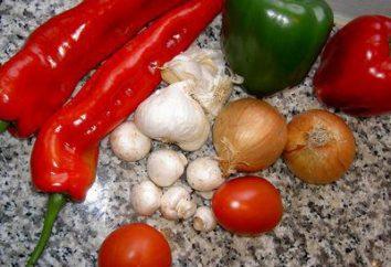 O mais delicioso adjika tomate: a receita para o inverno