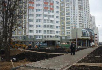 """LCD """"Jubilee"""" – klasa ekonomiczna obudowa poza Moskwą, ale w pobliżu metropolii"""