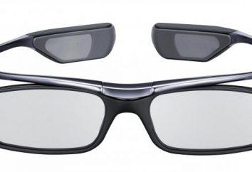 Nowe funkcje – Samsung 3D-okulary