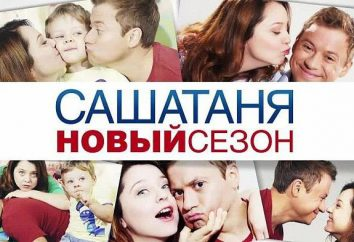 "Sasha i Tanya: aktorzy z serialu ""SashaTanya"""