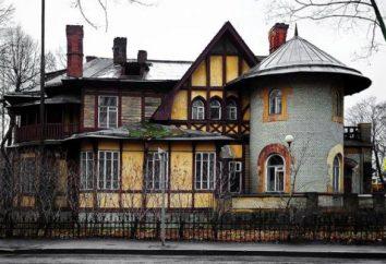 Cottage Gausvald, Saint-Pétersbourg: description, histoire et faits intéressants