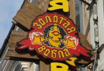 """""""Vobla oro"""" (China Town). ristorante Beer """"Golden scarafaggio"""" in Pokrovka: recensioni e foto"""