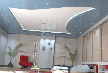 Plafonds tendus « Vipsiling »: avis, prix, caractéristiques