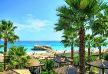 sul Mar Mediterraneo Attività: Spa Okurcalar, Turchia