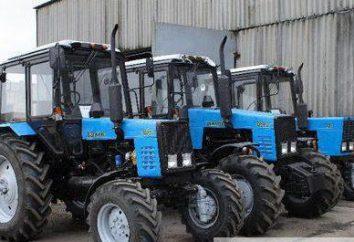 MTZ-1025: spécifications techniques, critiques. Tracteur « Belarus »