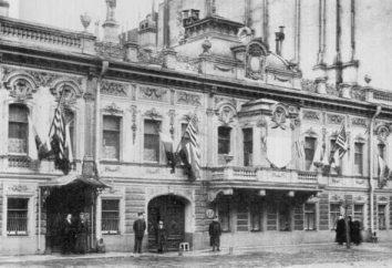 États-Unis Consulat général à Saint-Pétersbourg: les informations de travail
