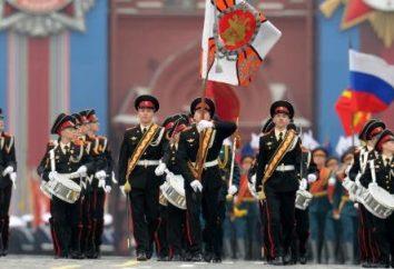 W Rosji istnieją różne rodzaje wojsk