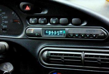 """computador de bordo ( """"Niva Chevrolet""""): Instrução e instalação"""