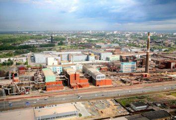 Chelyabinsk impianto di zinco: storia, produzione