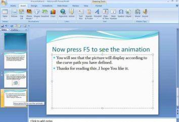 Jak stworzyć animację w programie PowerPoint, ImageReady i Photoshop