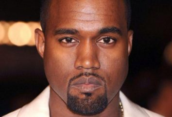 Kanye West: taille, poids, courte biographie. musicien vie personnelle